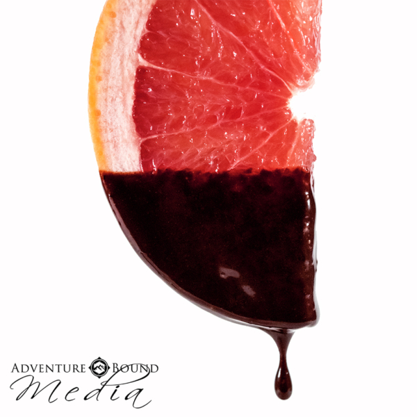 Grapefuit profile with watermark