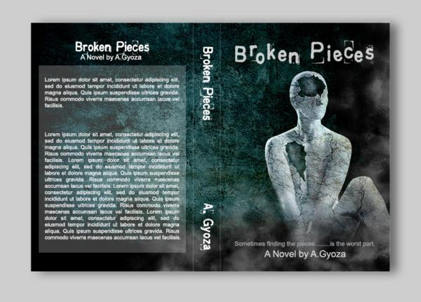 Book Cover Broken Pieces