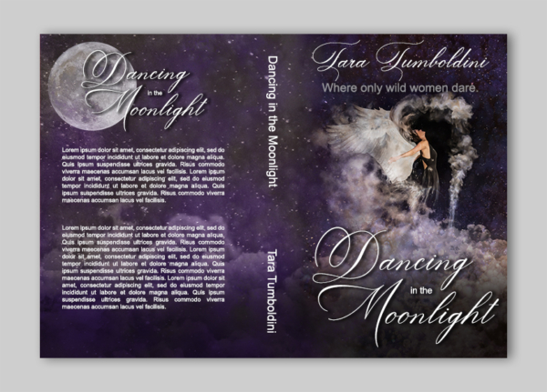 Book Cover Dancing in the Moonlight
