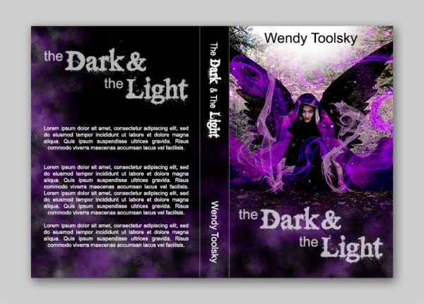 Book Cover the Dark and the Light