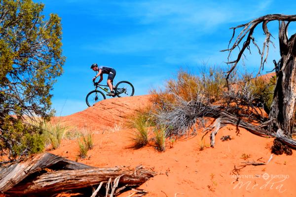 Mountain biker 4 sm